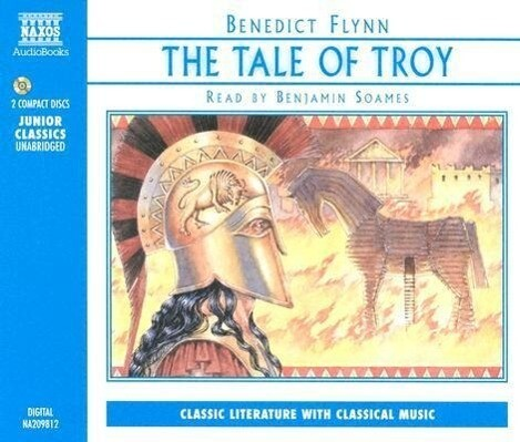 The Tale of Troy als CD