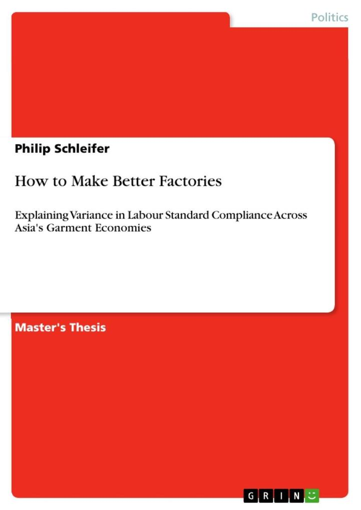 How to Make Better Factories als eBook epub
