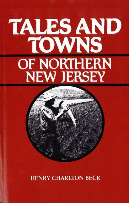 Tales and Towns of Northern New Jersey als Taschenbuch