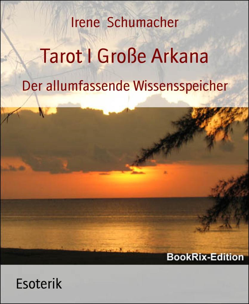 Tarot I Große Arkana als eBook epub