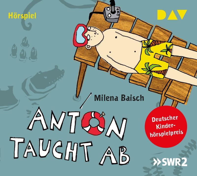 Anton taucht ab als Hörbuch CD
