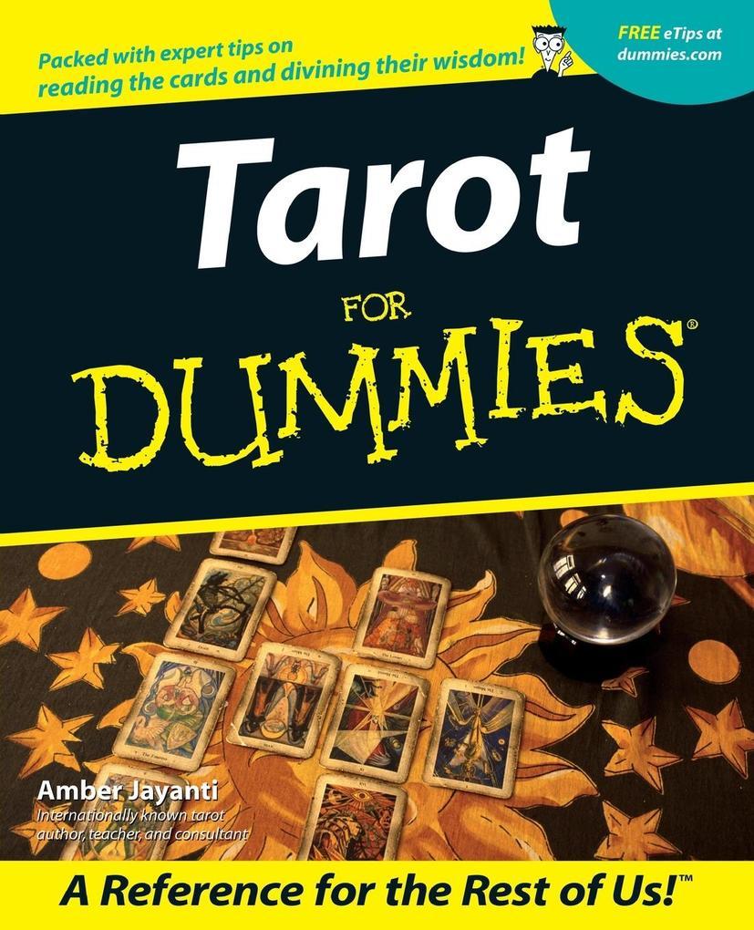 Tarot For Dummies als Buch (kartoniert)