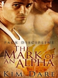 The Mark of an Alpha als eBook epub