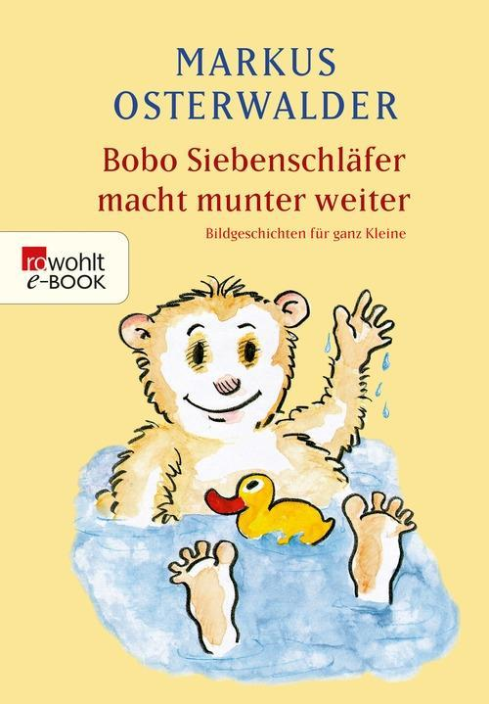Bobo Siebenschläfer macht munter weiter als eBook epub