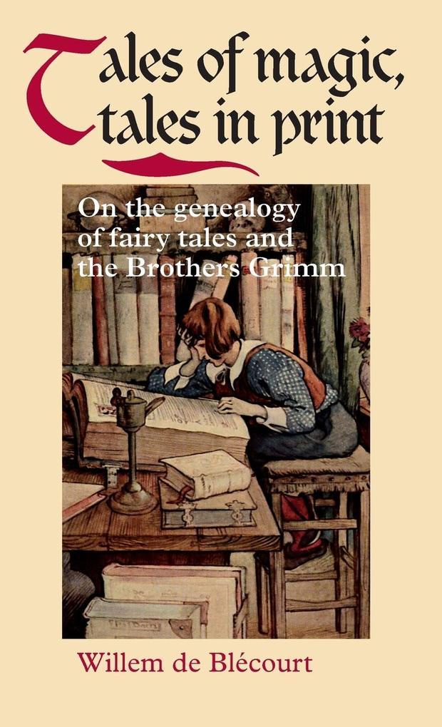 Tales of Magic, Tales in Print als Buch (gebunden)