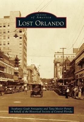 Lost Orlando als Taschenbuch