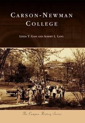 Carson-Newman College als Taschenbuch