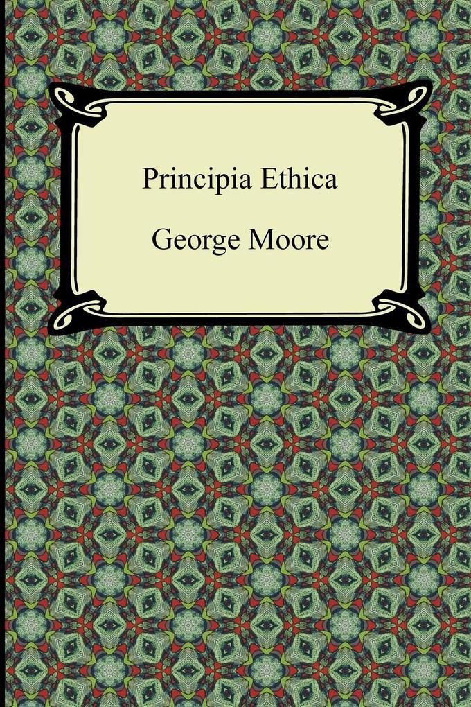 Principia Ethica als Taschenbuch
