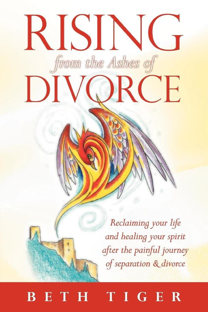 Rising from the Ashes of Divorce als Taschenbuch