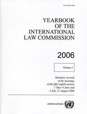 Yearbook of the International Law Commission 2006 als Taschenbuch