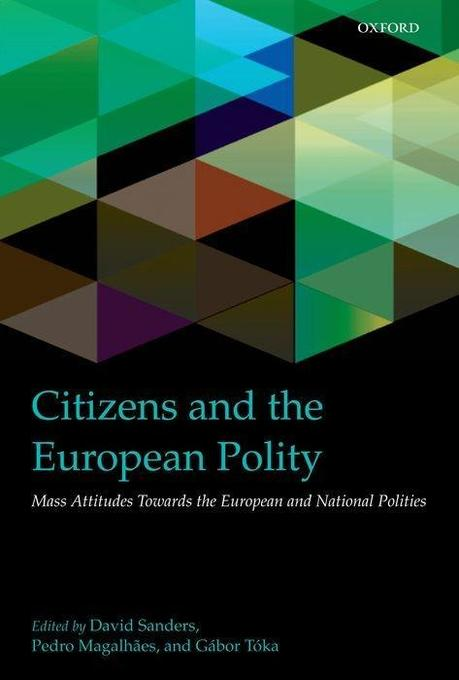 Citizens and the European Polity: Mass Attitudes Towards the European and National Polities als Buch (gebunden)