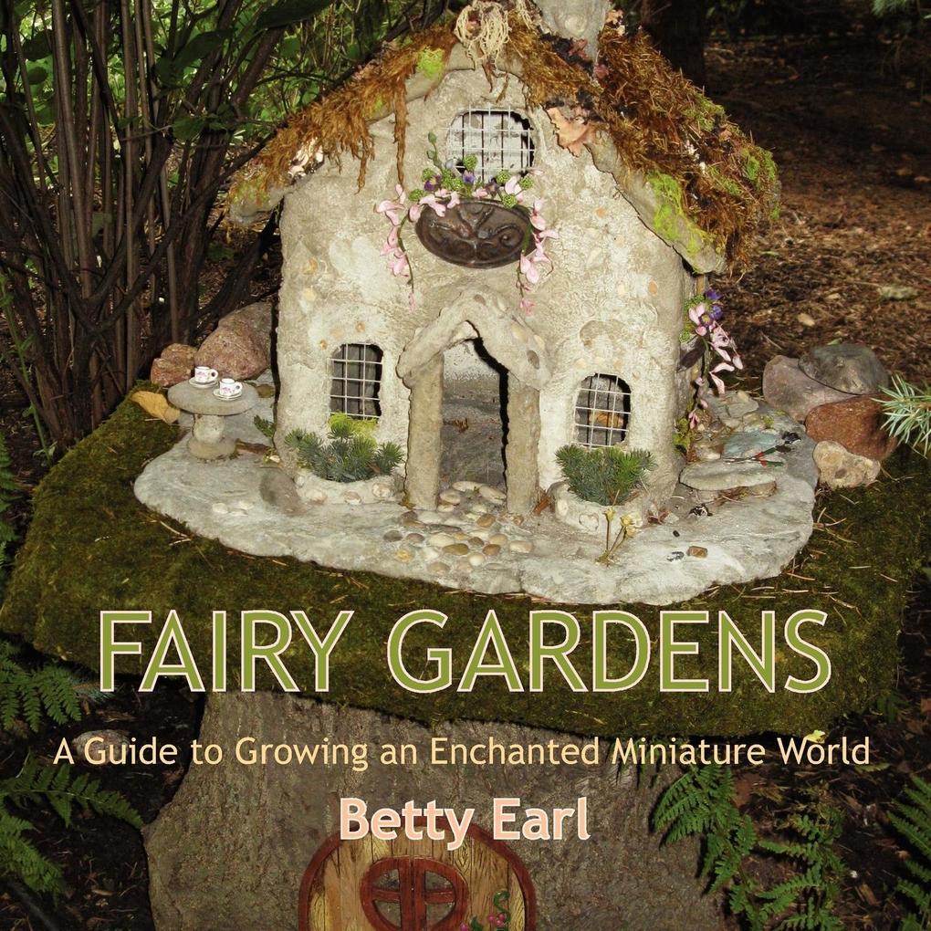 Fairy Gardens als Taschenbuch