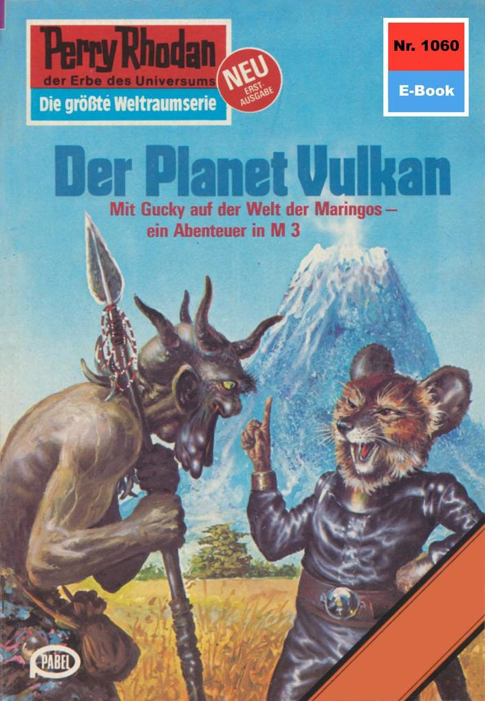 Perry Rhodan 1060: Der Planet Vulkan als eBook epub