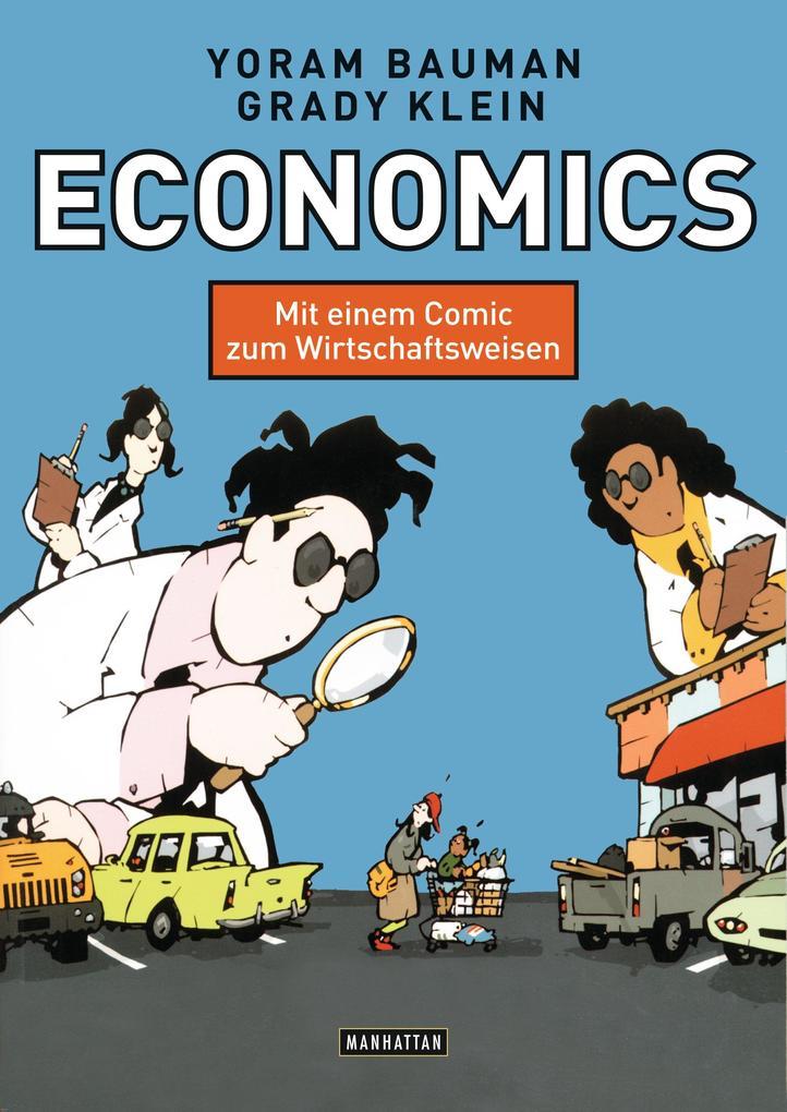 Economics - Mit einem Comic zum Wirtschaftsweisen als eBook pdf