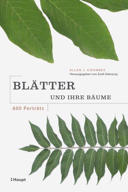 Blätter und ihre Bäume als Buch (gebunden)
