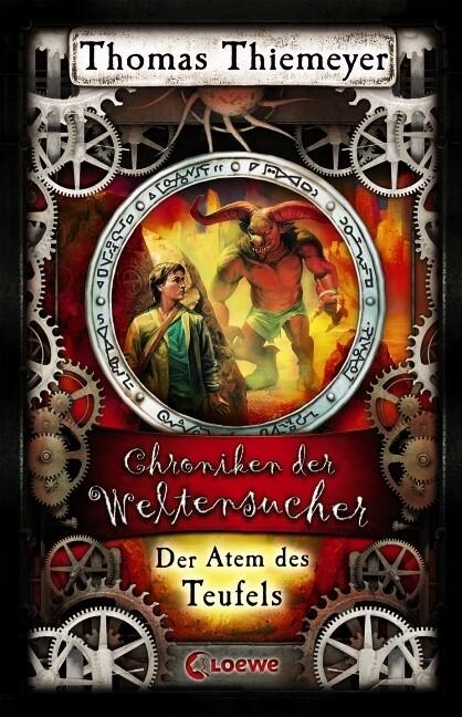 Chroniken der Weltensucher 04. Der Atem des Teufels als Buch