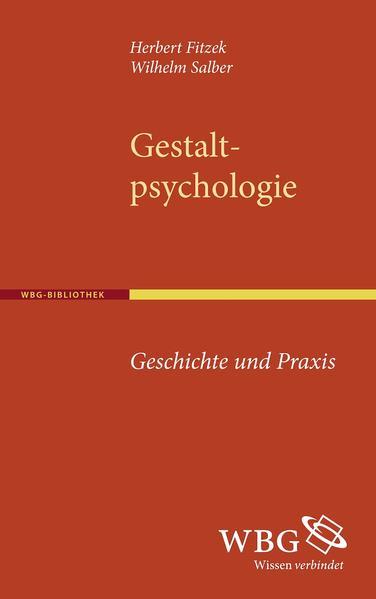 Gestaltpsychologie als Buch (kartoniert)