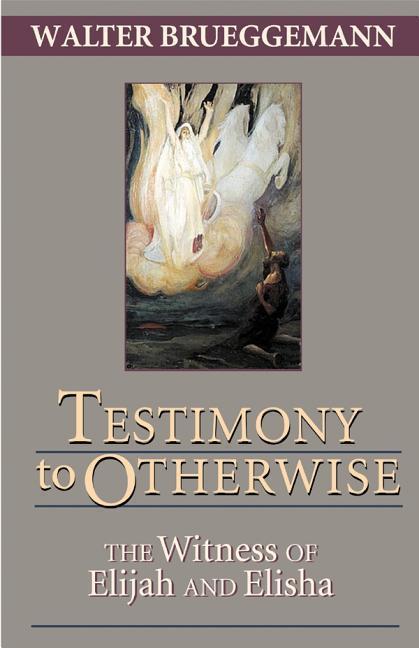 Testimony to Otherwise als Taschenbuch