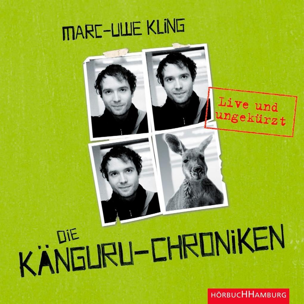 Die Känguru-Chroniken als Hörbuch CD
