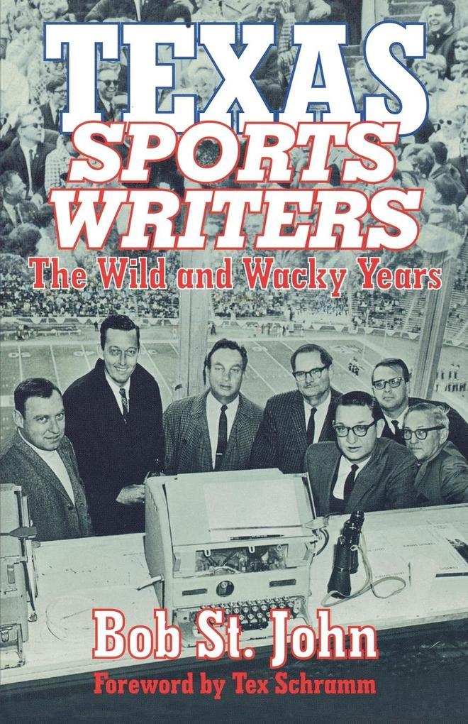 Texas Sports Writers als Taschenbuch