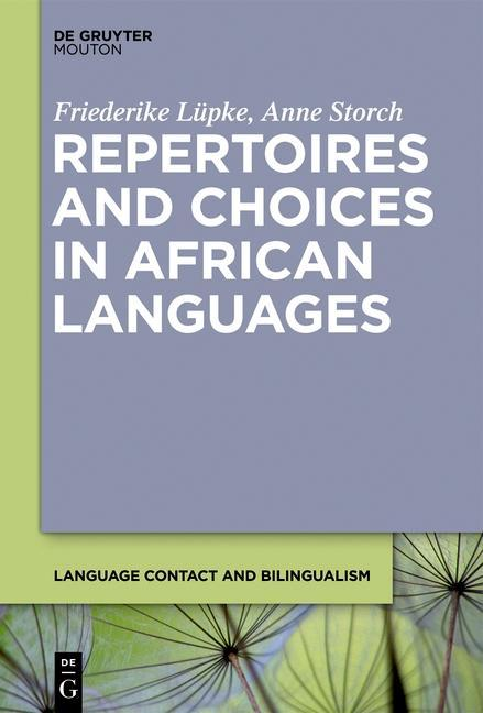 Repertoires and Choices in African Languages als eBook pdf