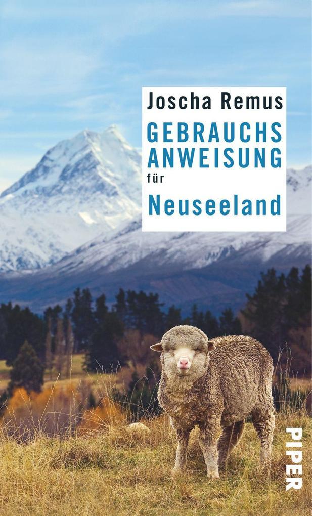 Gebrauchsanweisung für Neuseeland als Taschenbuch