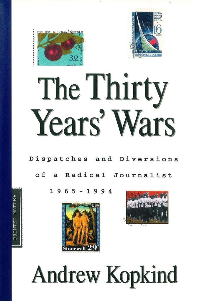The Thirty Years' Wars als Taschenbuch