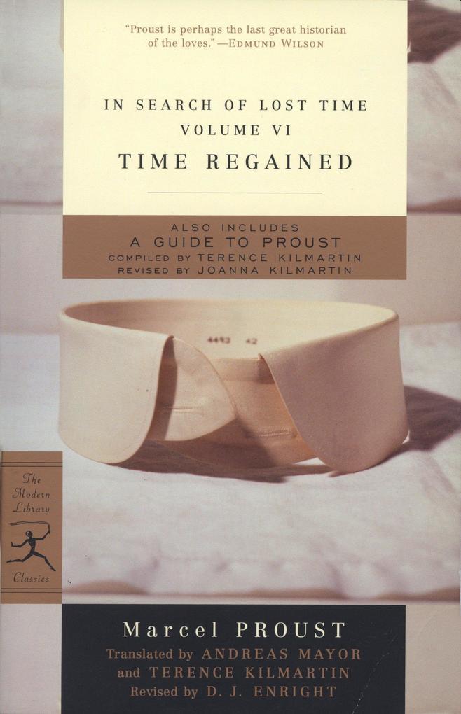 In Search of Lost Time als Taschenbuch