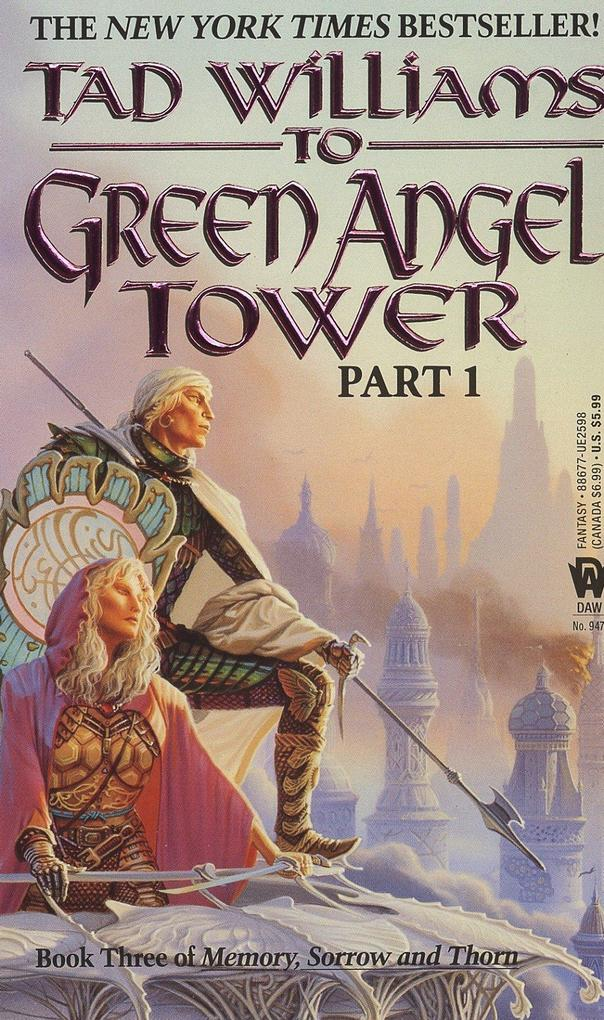 To Green Angel Tower: Book Three of Memory, Sorrow, and Thorn (Part 1) als Taschenbuch