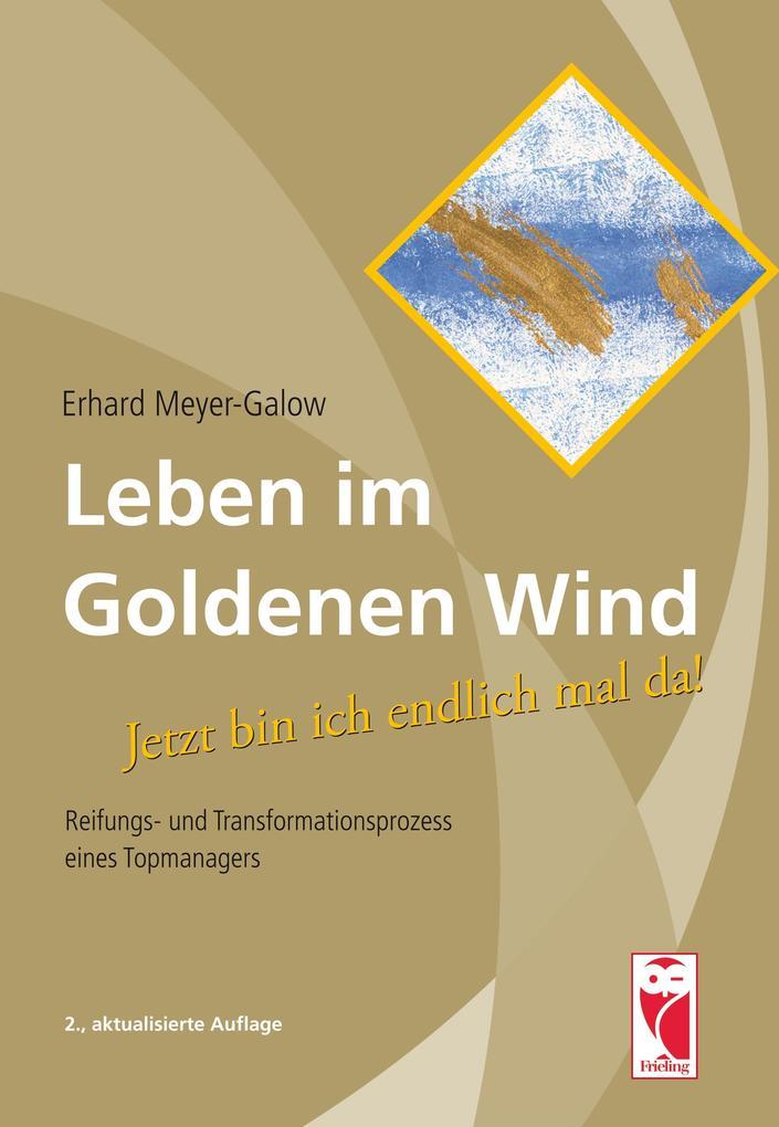 Leben im Goldenen Wind als Buch