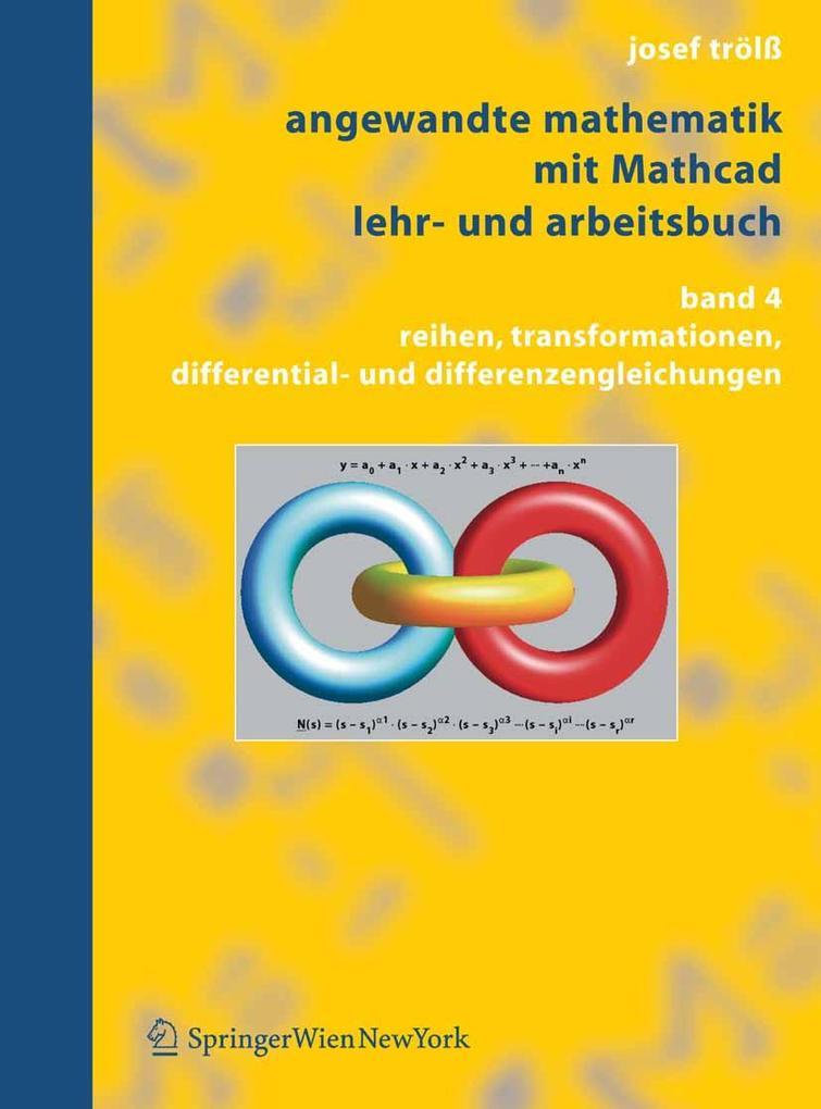 Angewandte Mathematik mit Mathcad, Lehr- und Arbeitsbuch als eBook pdf