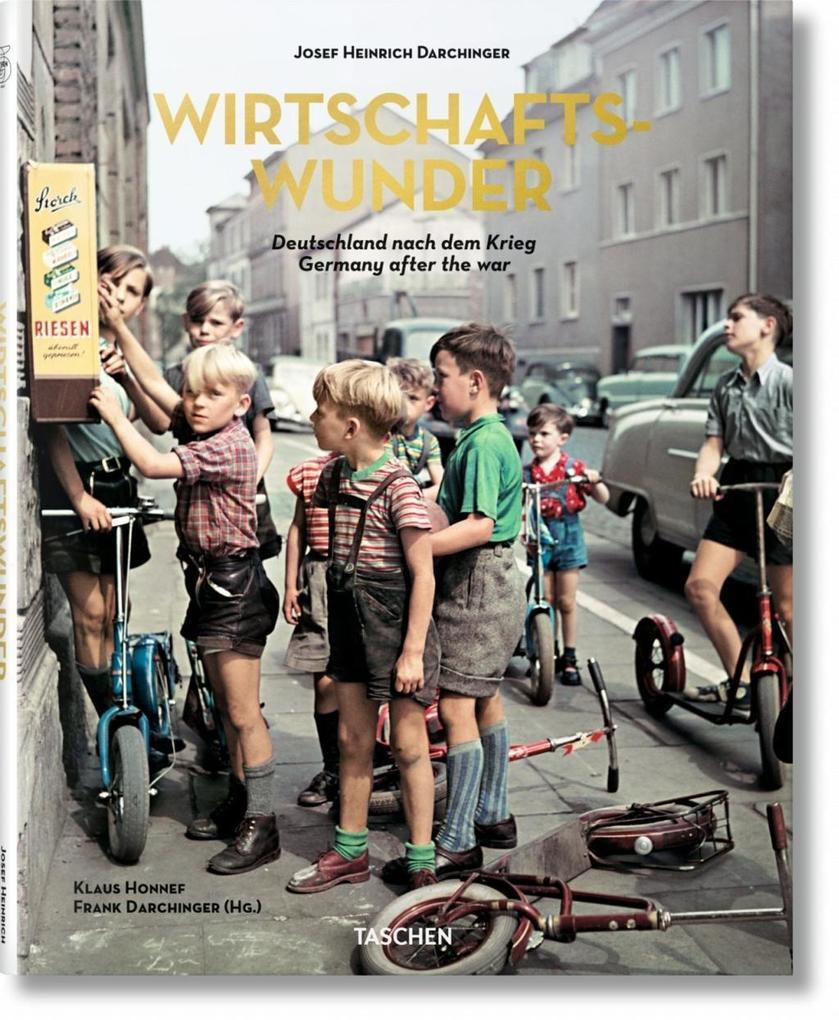 Josef Heinrich Darchinger. Wirtschaftswunder als Buch (gebunden)