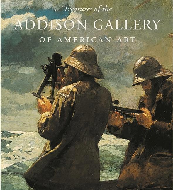 Treasures of the Addison Gallery of American Art als Buch (gebunden)