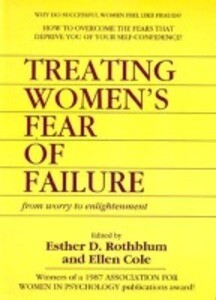 Treating Women's Fear of Failure als Taschenbuch