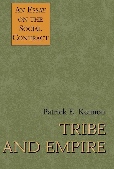 Tribe and Empire als Buch (gebunden)