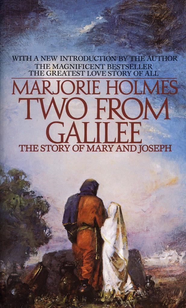 Two from Galilee: The Story of Mary and Joseph als Taschenbuch