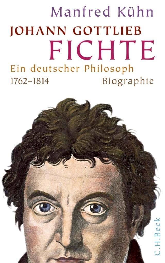 Johann Gottlieb Fichte als eBook epub