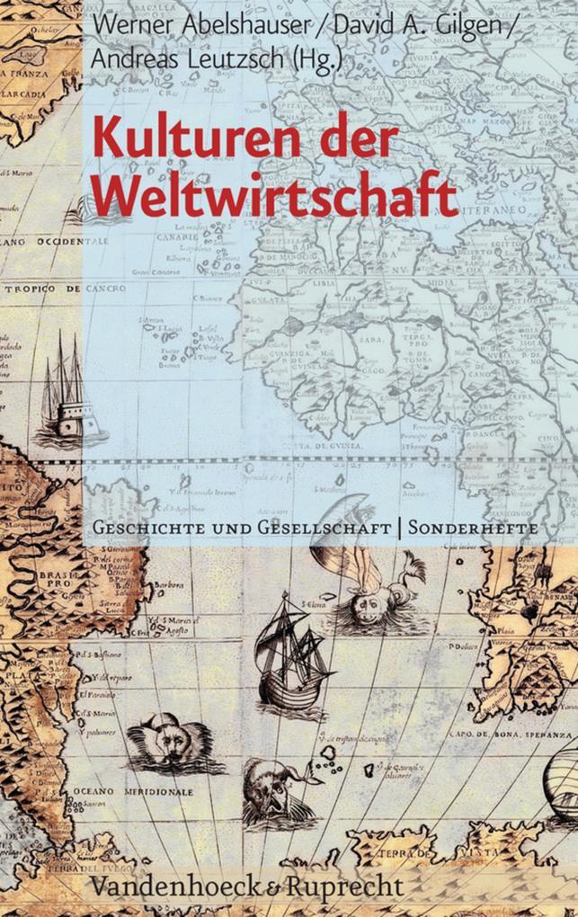 Kulturen der Weltwirtschaft als eBook pdf