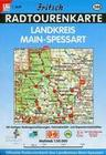 Landkreis Main-Spessart Radkarte