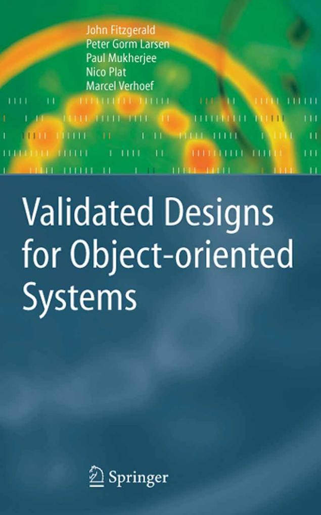 Validated Designs for Object-oriented Systems als eBook pdf