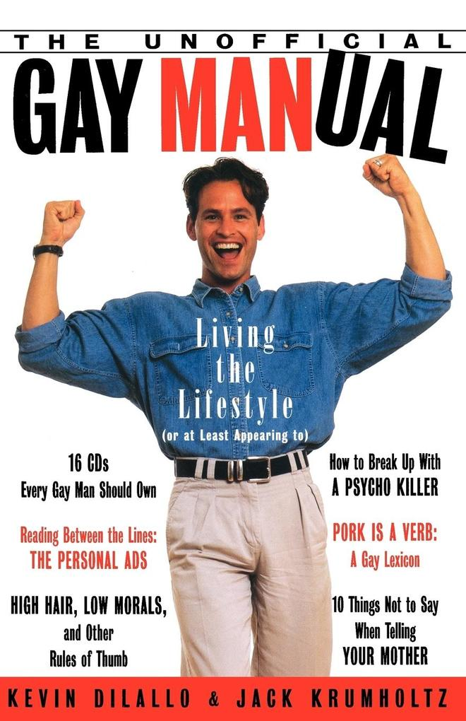 The Unofficial Gay Manual als Taschenbuch