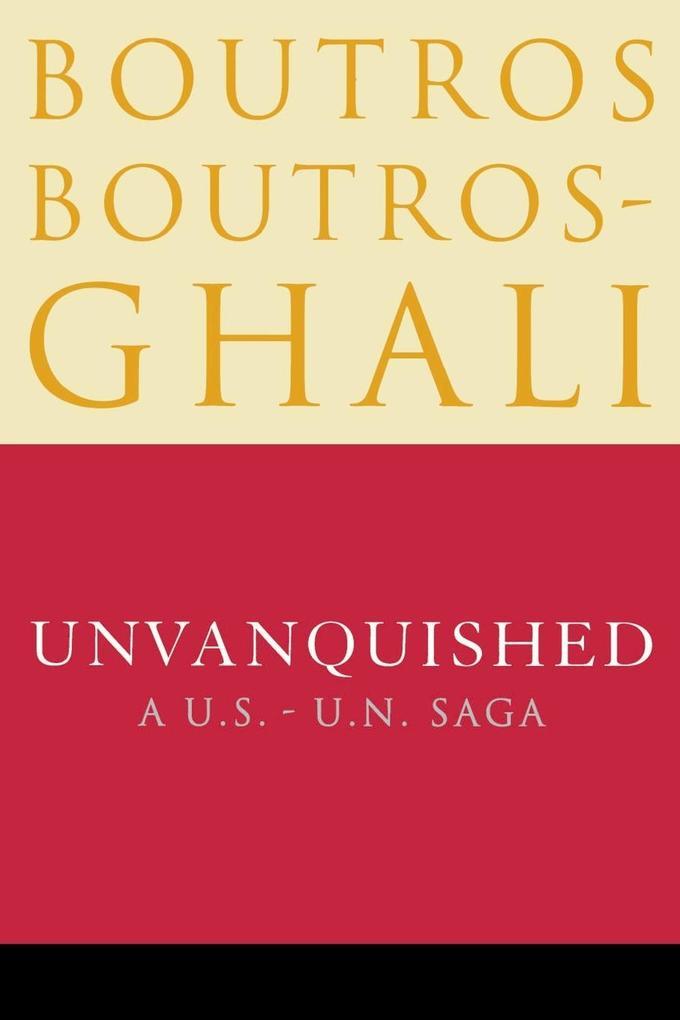 Unvanquished als Buch (kartoniert)