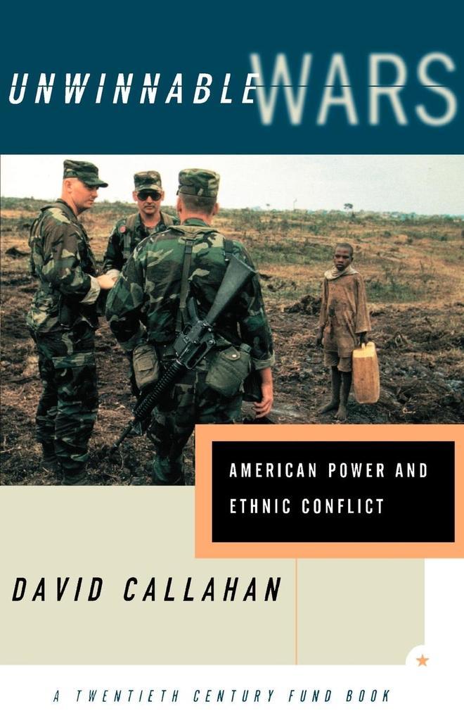 Unwinnable Wars als Taschenbuch
