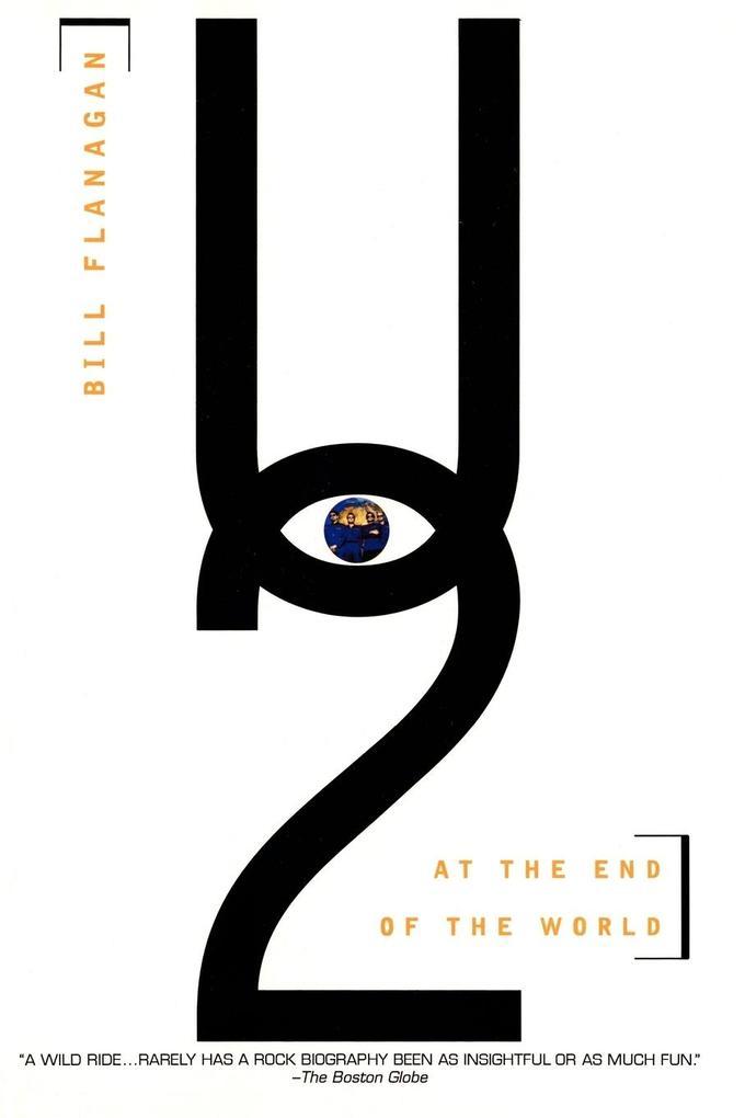 U2: At the End of the World als Taschenbuch