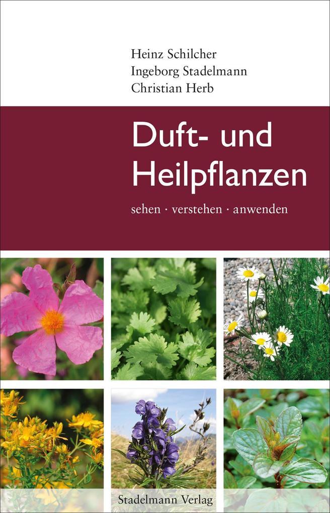 Duft- und Heilpflanzen als Buch (kartoniert)