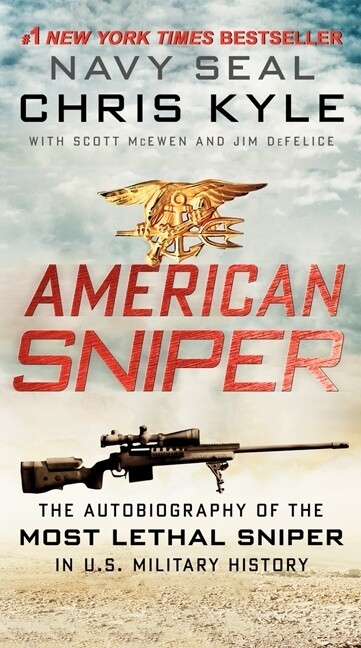 American Sniper als Taschenbuch