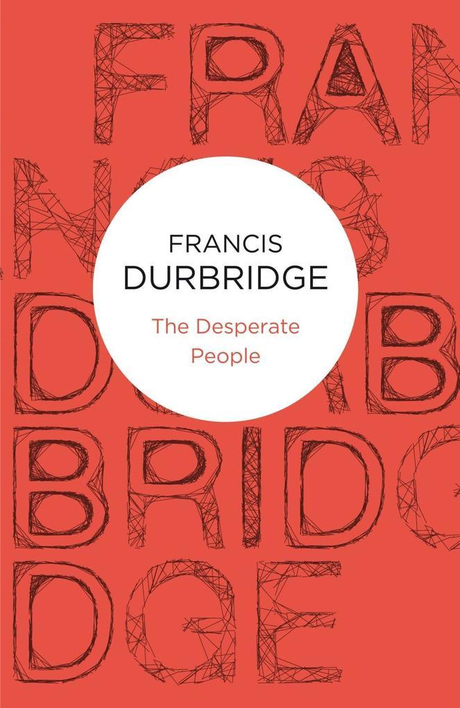The Desperate People als eBook epub