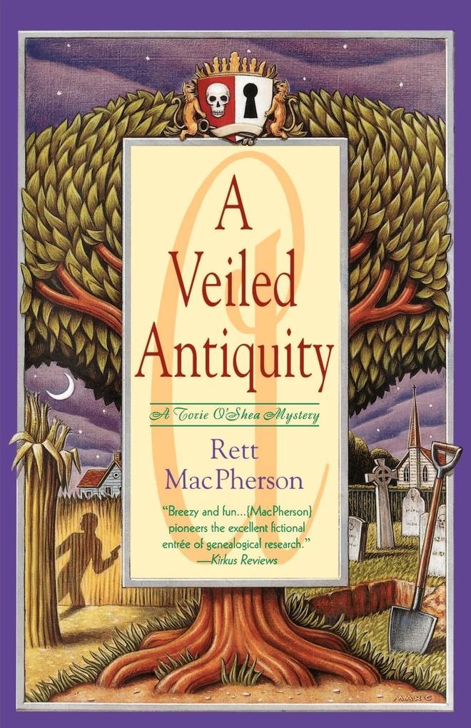 A Veiled Antiquity als Taschenbuch