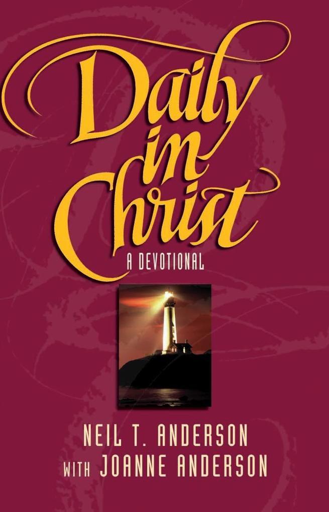 Daily in Christ als eBook epub