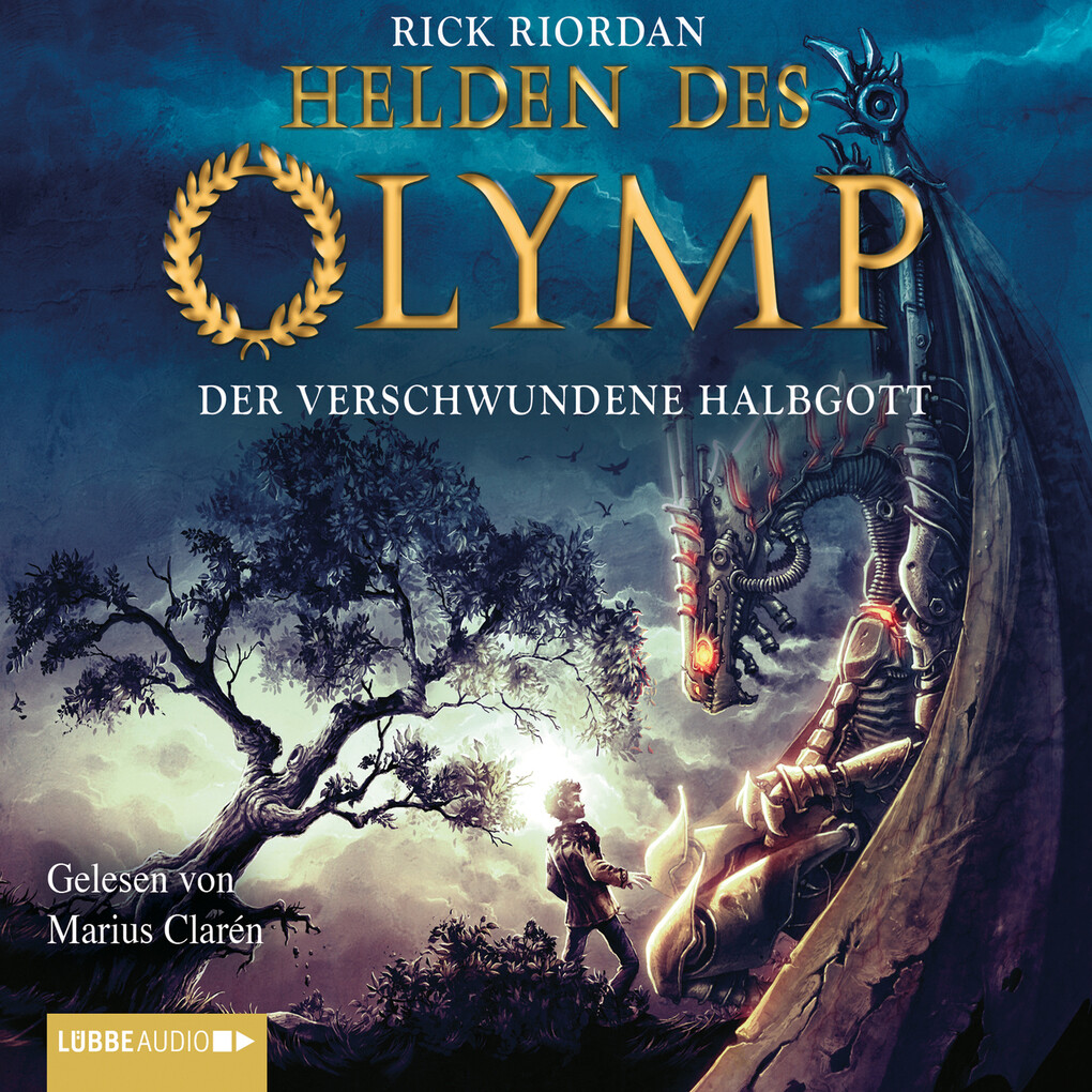 Helden des Olymp 01. Der verschwundene Halbgott als Hörbuch Download